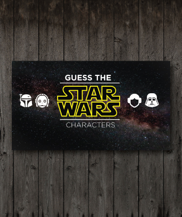 Guess The Star Wars Characters